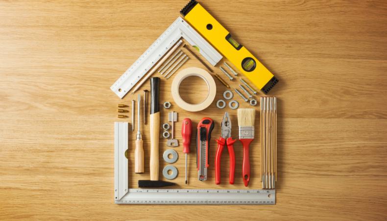 strumenti di lavoro cantierie