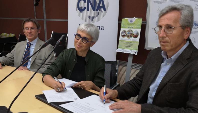 CNA Bologna, CNA Impresa Sensibile e Fondazione Sant'Orsola