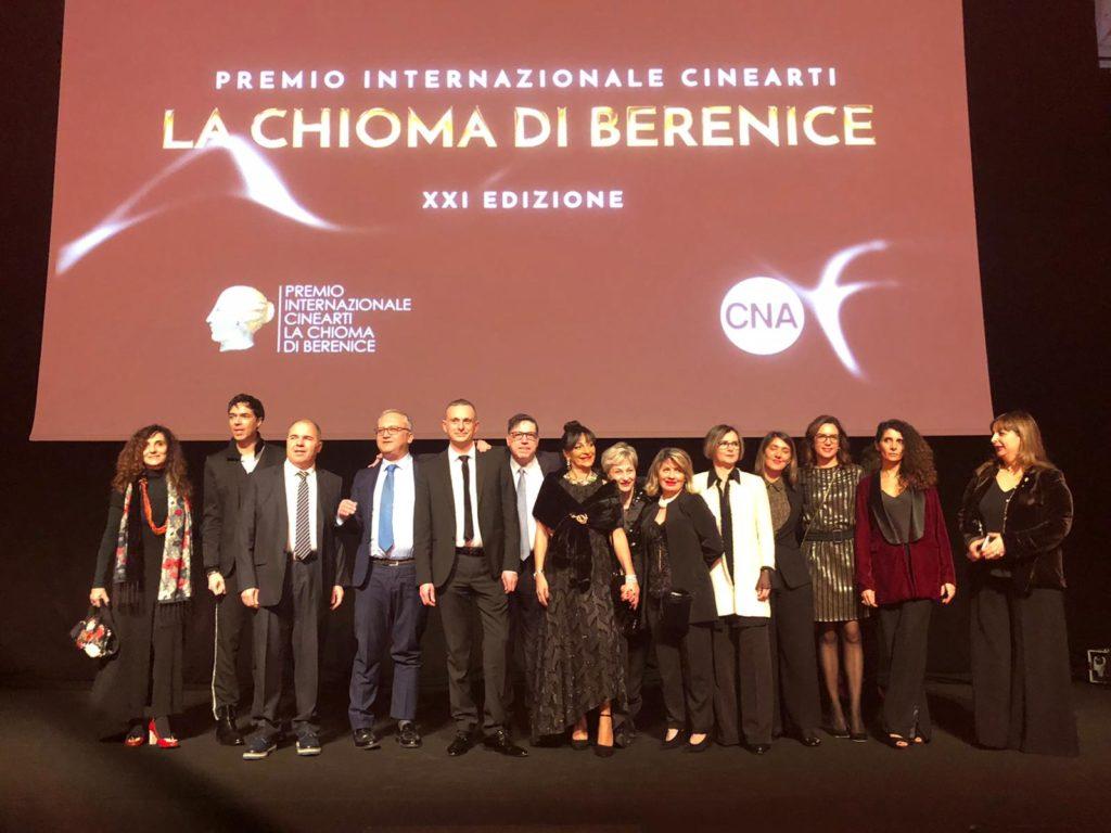 La chioma di Berenice - premio internazionale cinearti