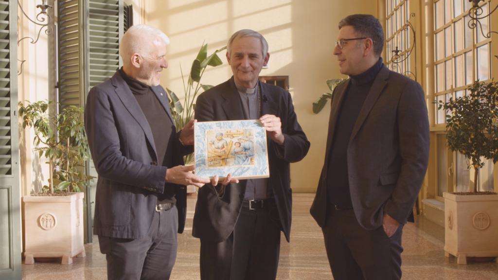 Premio a Sua Eminenza il Cardinale Matteo Maria Zuppi