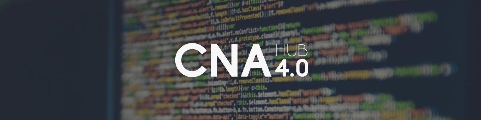 copertina CNA Hub 4.0 english