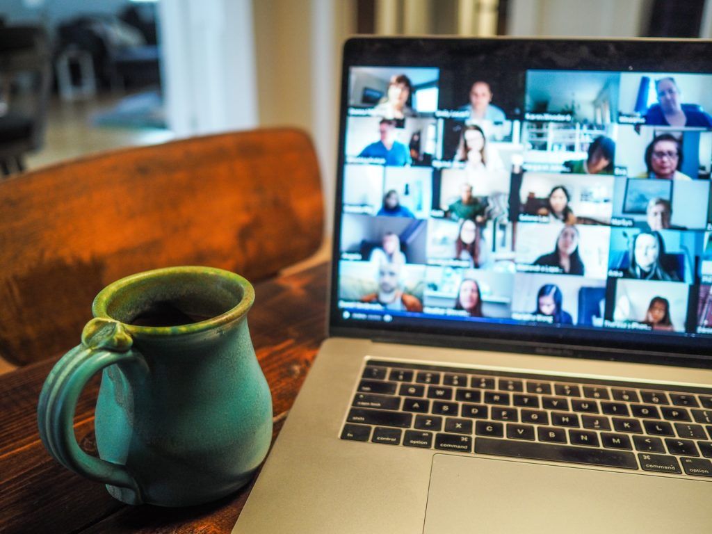 Virtual digital meeting