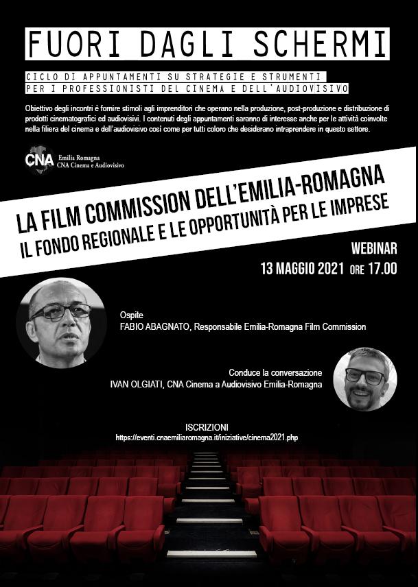 Cinema e audiovisivo invito