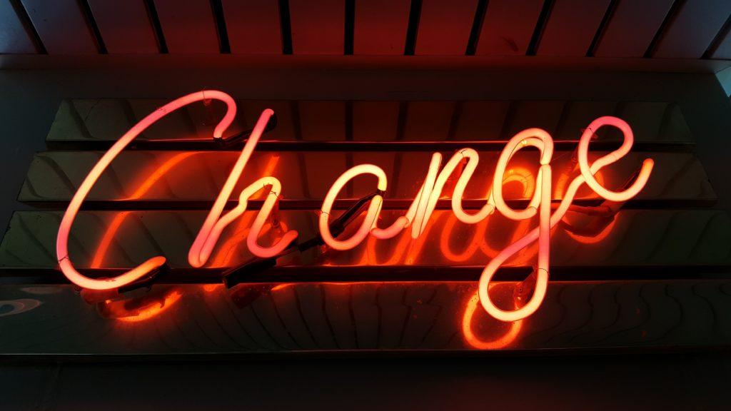 Disruptive leadership change